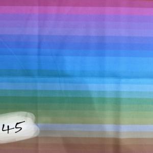 Lewis & Irene, Rainbows, Rainbow Pastel Stripes