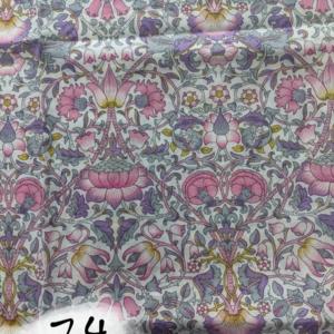 Liberty Tana Lawn Cotton, Lodden (F)