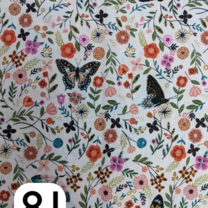 Dashwood, Aviary, Butterfly Floral