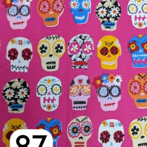 Dashwood, Fiesta, Candy Skulls